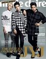 JYJ graces cover of Marie Claire - jyj photo