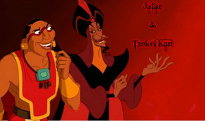 Jafar and Tzekel-Kan