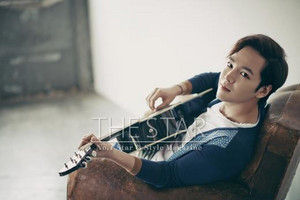 Jang Geun Suk for 'The Star'