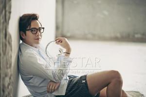 Jang Geun Suk for 'The Star'