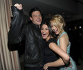 Janvier, 09 2010 - Glee Golden Globe Nominations Celebration