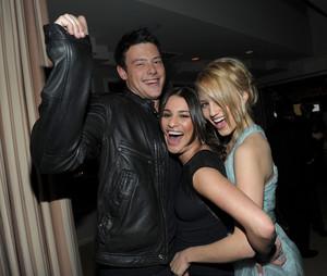 Janvier, 09 2010 - glee Golden Globe Nominations Celebration