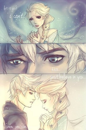 Jelsa let it go