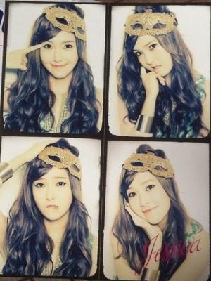 Jessica cinta and Peace postcards