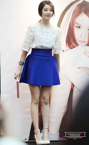 Jiyeon Fansign