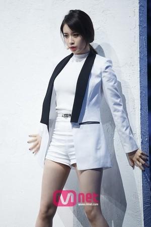 Jiyeon Mnet MCOUNTDOWN