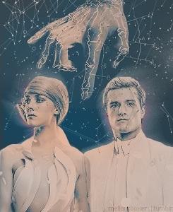 Johanna and Peeta
