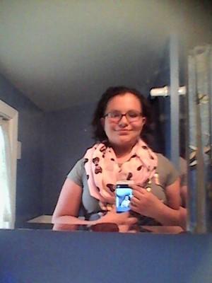 Jurnee Selfie