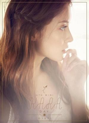 KARA Gyuri 'Day & Night' Teaser