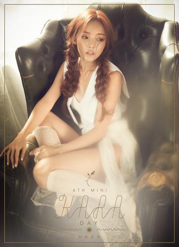 KARA 바탕화면 possibly containing a portrait called KARA Hara 'Day & Night' Teaser HQ