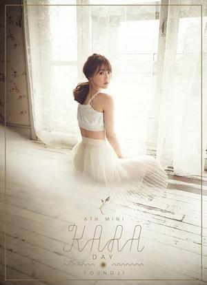 KARA Youngji 'Day & Night' Teaser