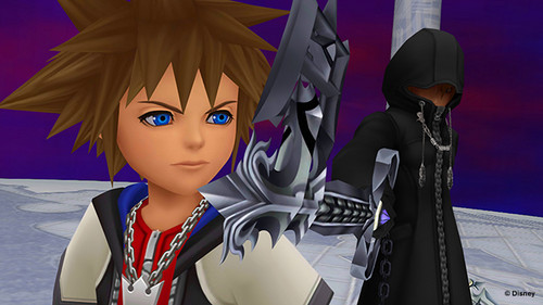 Kaharian mga puso wolpeyper entitled KH2.5 Re:Coded Movie Screenshot
