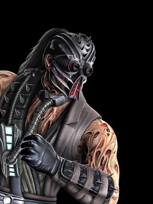 Kabal: Former member of Black Dragon, now a police officer