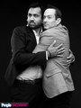 Kal Penn and Thomas Lennon: 2014 TCA Photoshoot