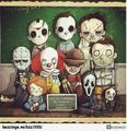 Killer´s class - horror-movies fan art