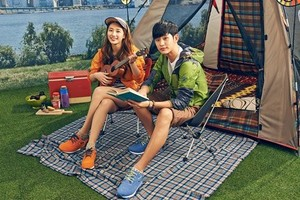 Kim Soo Hyun for a 'Bean Pole'