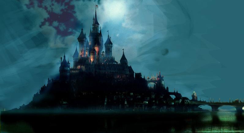 Kingdom of Corona Concept Art
