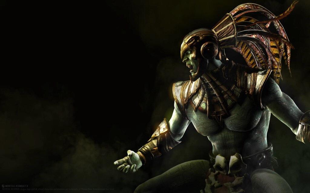 Kotal Khan: Sun, Blood, and Warrior God