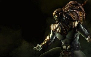 Kotal Khan: Sun, Blood, and Warrior God