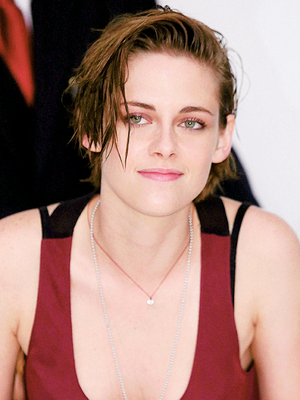 Kristen at the Equal press conference(Japan)