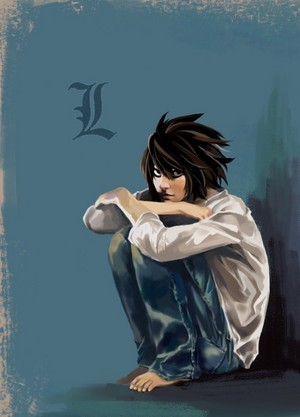 엘 Lawliet (Death Note)