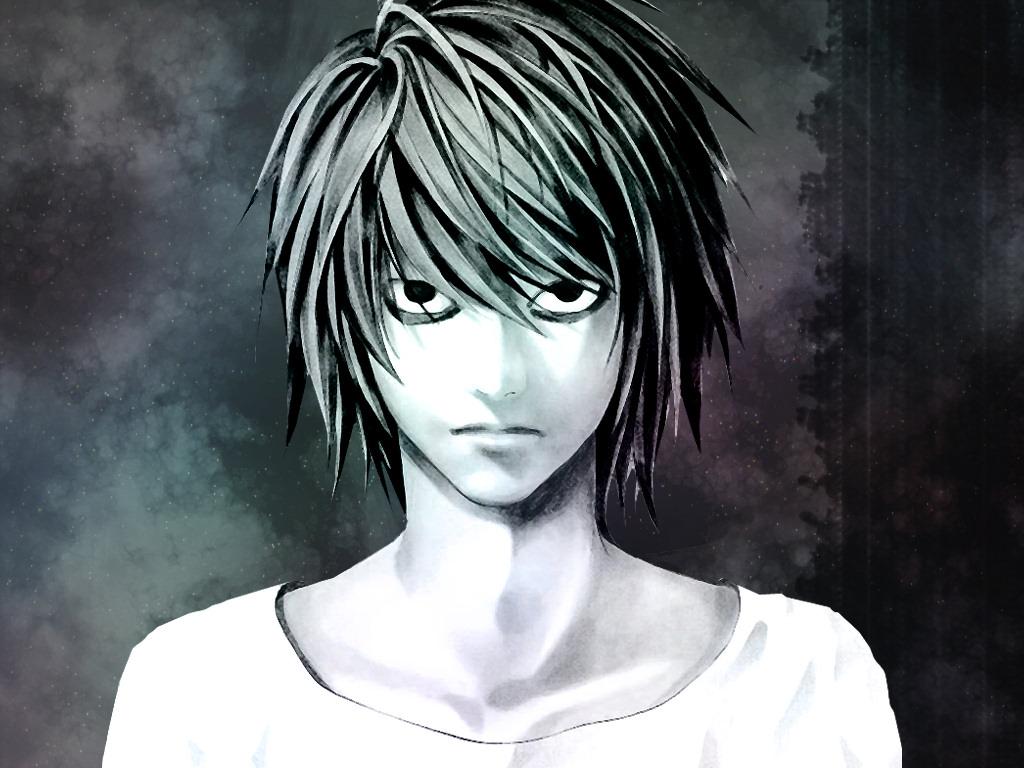L L Lawliet (Death Note) - L-Lawliet-Death-Note-l-37342081-1024-768