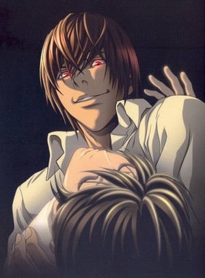 l Lawliet and Light Yagami