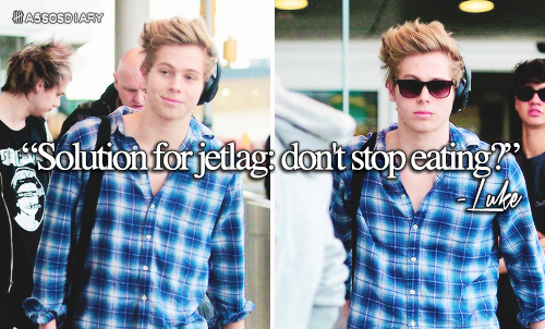 Luke Hemmings wolpeyper with sunglasses called LUKE FUCKIN HEMMINGS