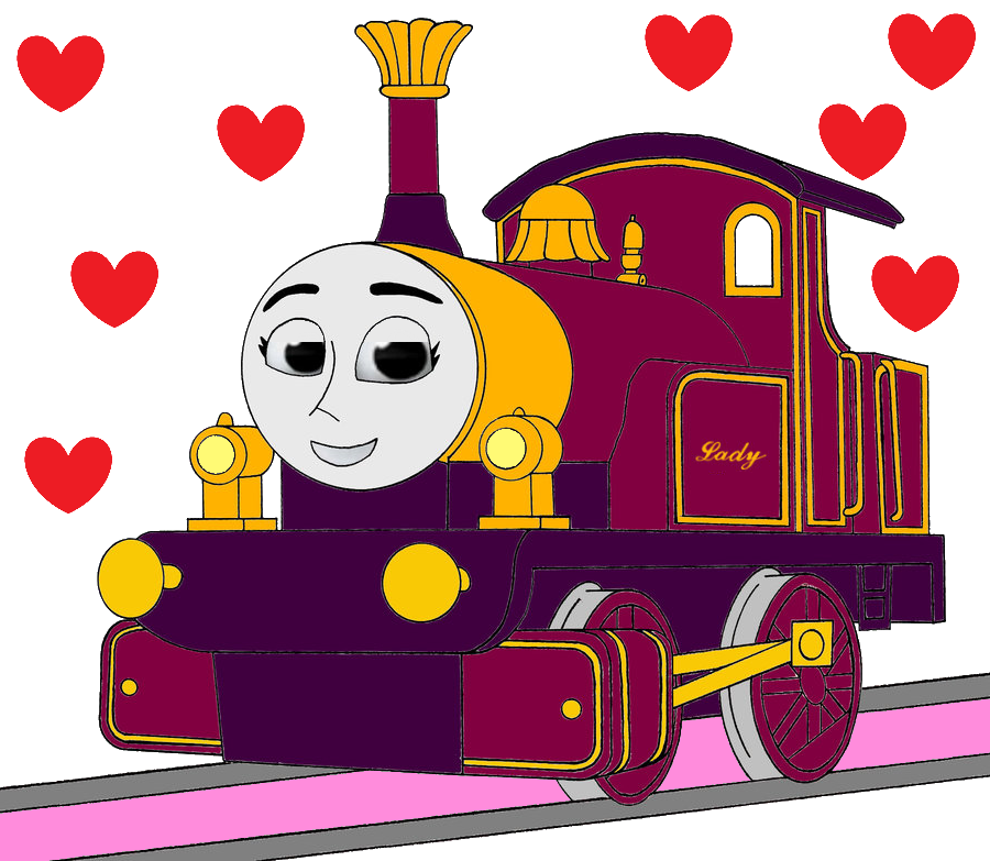 Tomy Thomas And Friends Images Lady Falls In Love