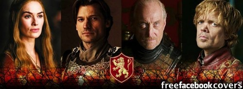 Game of Thrones wallpaper containing a portrait entitled Lannister family