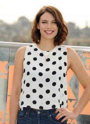 Lauren Cohan 2014