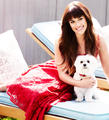 Lea Michele Brunette Ambition Photoshoot - lea-michele photo