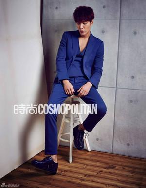 Lee Min Ho - 'Cosmopolitan'