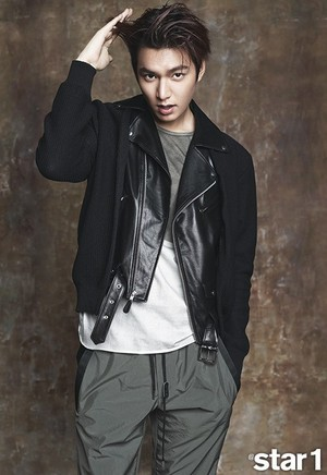 Lee Min Ho - '@star1'
