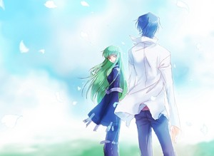 Lelouch and C.C.~