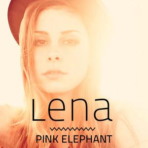 Lena - 粉, 粉色 象, 大象