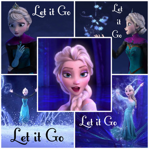 Let it Go Collage