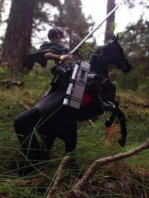 Levi horse Toys
