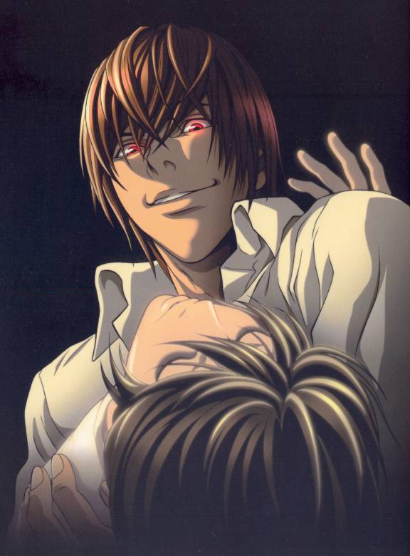 Light Yagami and L