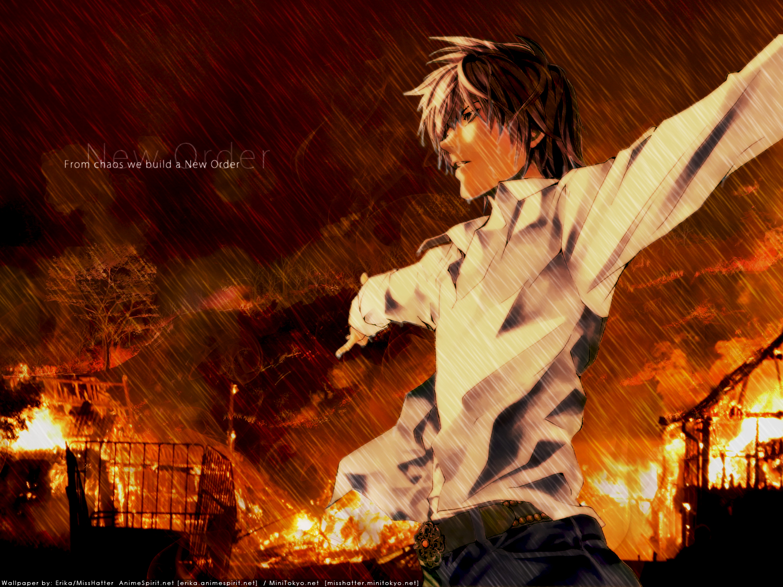 death note light wallpaper - photo #11