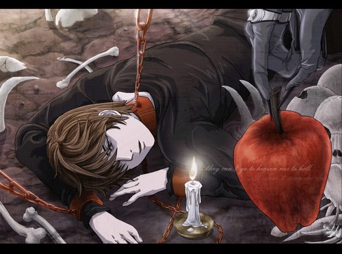 Light Yagami wallpaper possibly containing a bouquet titled Light Yagami