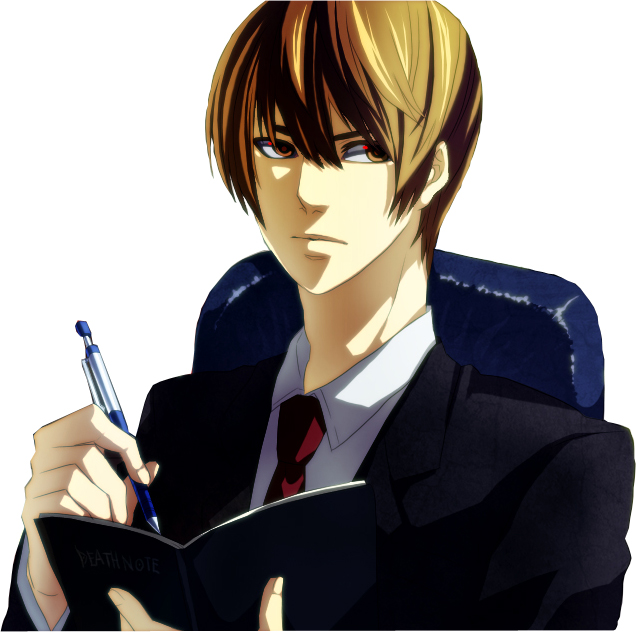 Light Yagami - Light Yagami Fan Art (37352757) - Fanpop