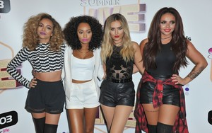 Little Mix at Key 103 Summertime Live- July 17 2014