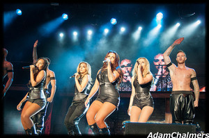 Little Mix at Osborne house (20/07/2014)