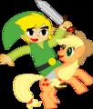 LoZ/MLP Crossover - my-little-pony-friendship-is-magic photo