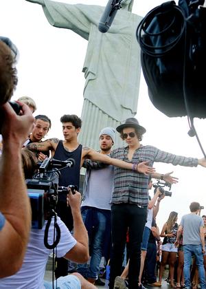 Louis,Zayn,Liam,Harry