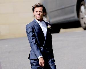 Louis at Jay's wedding, july 20.