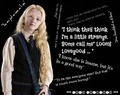 Luna Lovegood Frases