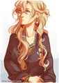 Luna Lovegood fan art by Viria - luna-lovegood fan art