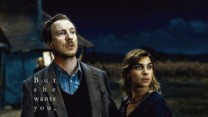 Lupin and Tonks Fanart